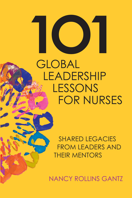 101 Global Leadership Lessons for Nurses