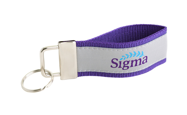 Sigma Key Chain
